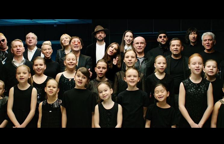Игорь Матвиенко представил клип напесню «Жить!» изодноименного социального проекта