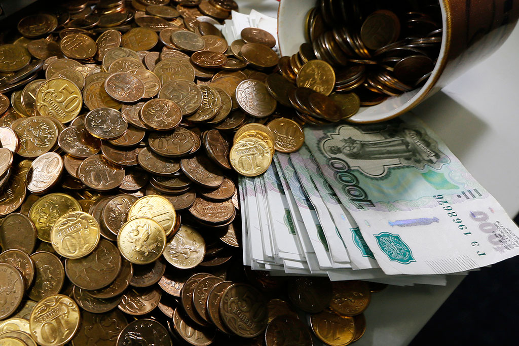 ПФР начнет производить единовременные выплаты в пять тысяч рублей 13 января