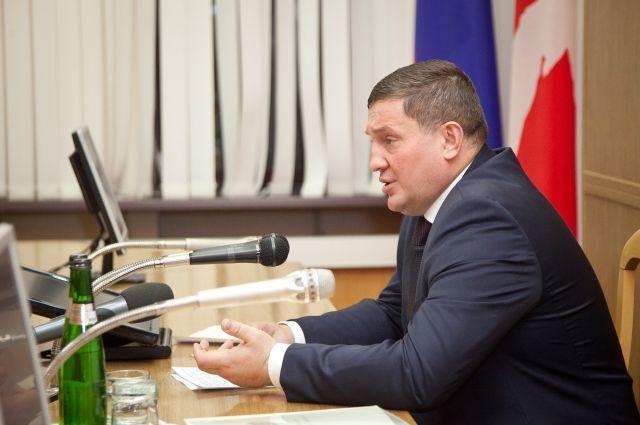 Губернатор: «Ротор-Волгоград» неформирует кадровый резерв