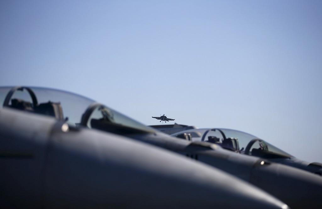 Истребители НАТО осуществили перехват трех самолетов РФ над Балтикой