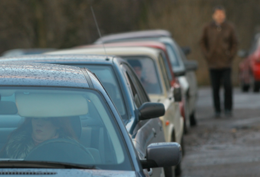 В Беларуси 11 ноября возьмутся за авто без техосмотра