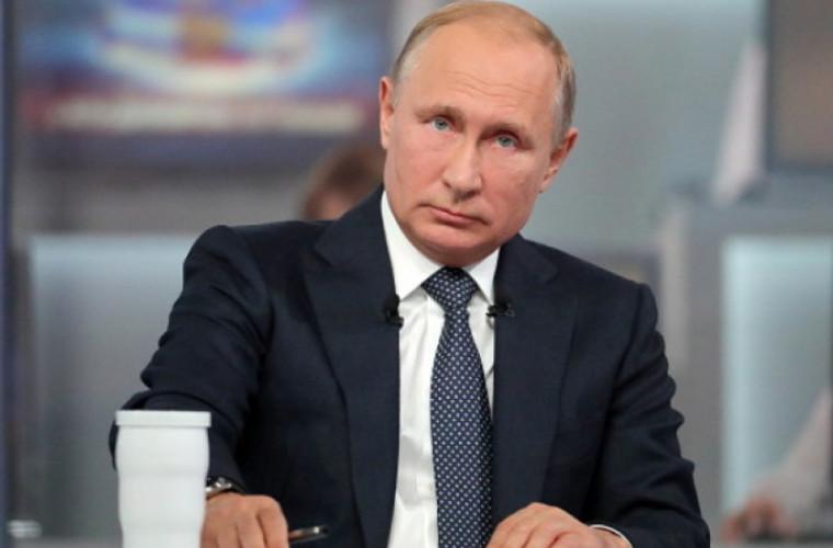 Путин подписал указ оназначении нового посла вМолдавии
