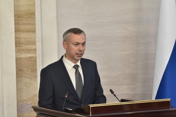 Андрей Травников поведал опроекте «Городская электричка» вНовосибирске