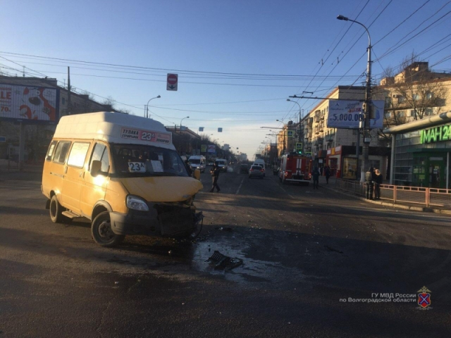 Школьница ипенсионерка пострадали в трагедии вцентре Волгограда