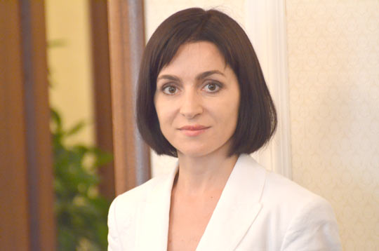 Санду собрала подтверждения фальсификаций— Выборы вМолдове