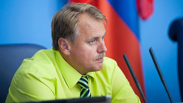 Должность врио руководителя Перми ипредседателя Пермской гордумы занял Юрий Уткин