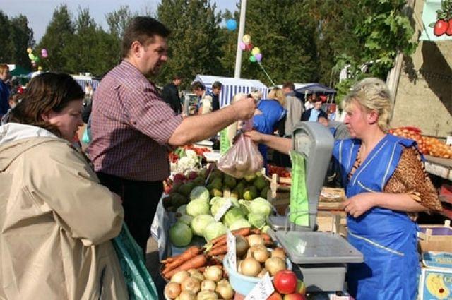ВРостовской области утвердят список мест для проведения ярмарочной торговли