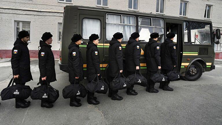 Путин подписал указ об осеннем призыве в армию