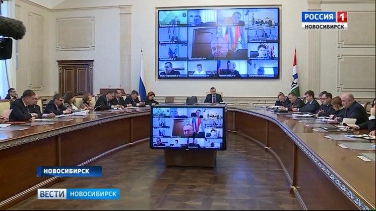 Локоть объявил , что всерьез задумался обучастии ввыборах губернатора Новосибирской области