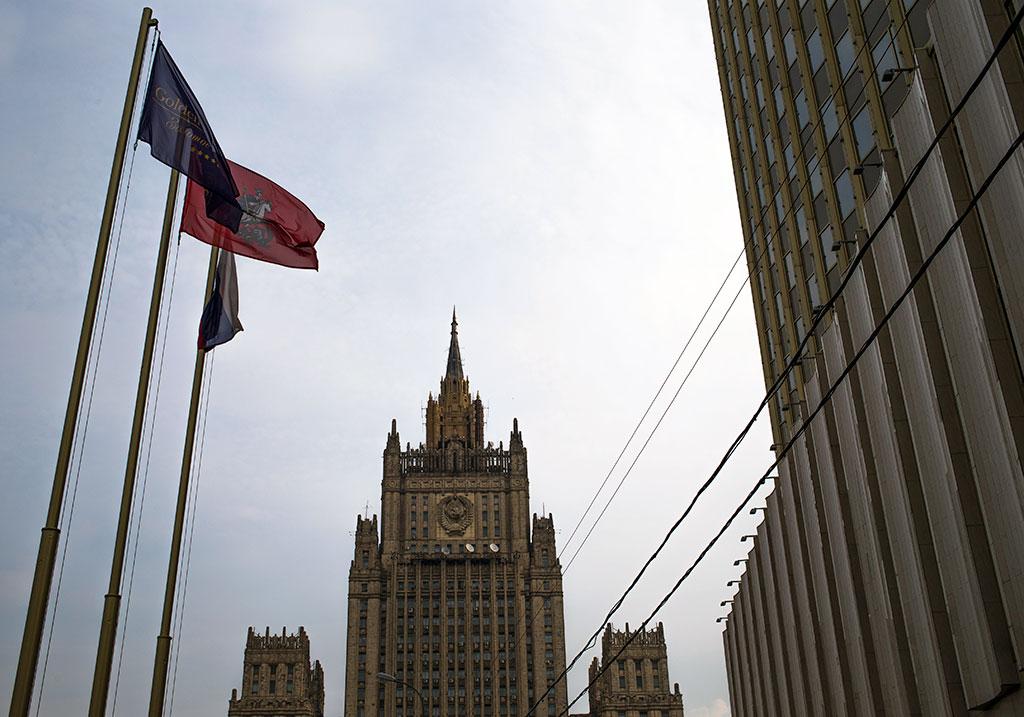 МИД РФ: Москва жестко ответит на высылку дипломатов из Молдавии