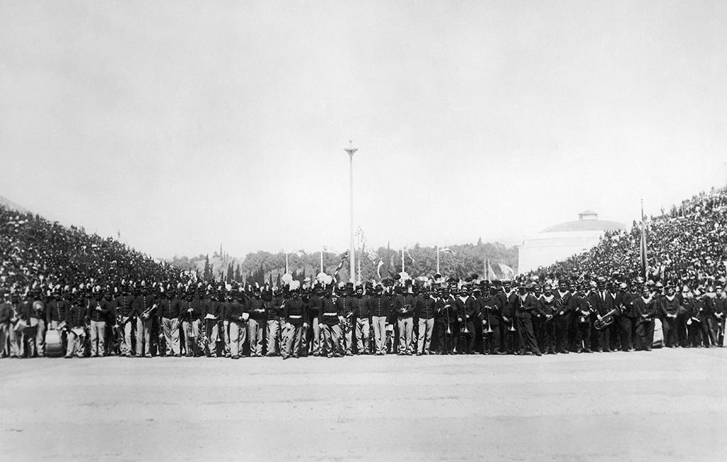 Олимпийские игры 1896 картинки
