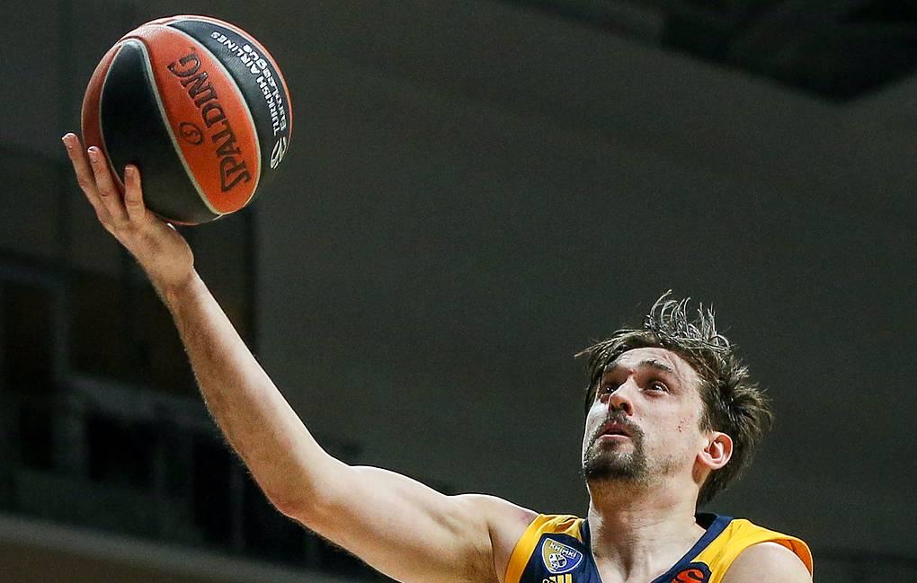 «Химки» проиграли 14-й матч подряд в баскетбольной Евролиге