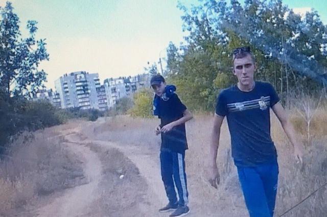 Лесопосадку вДзержинском районе подожгли волгоградцы 15 и17 лет
