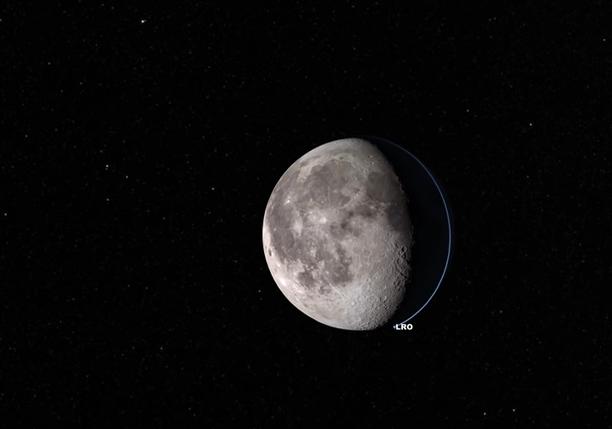Прогулка поЛуне: NASA создало виртуальный тур поспутнику Земли