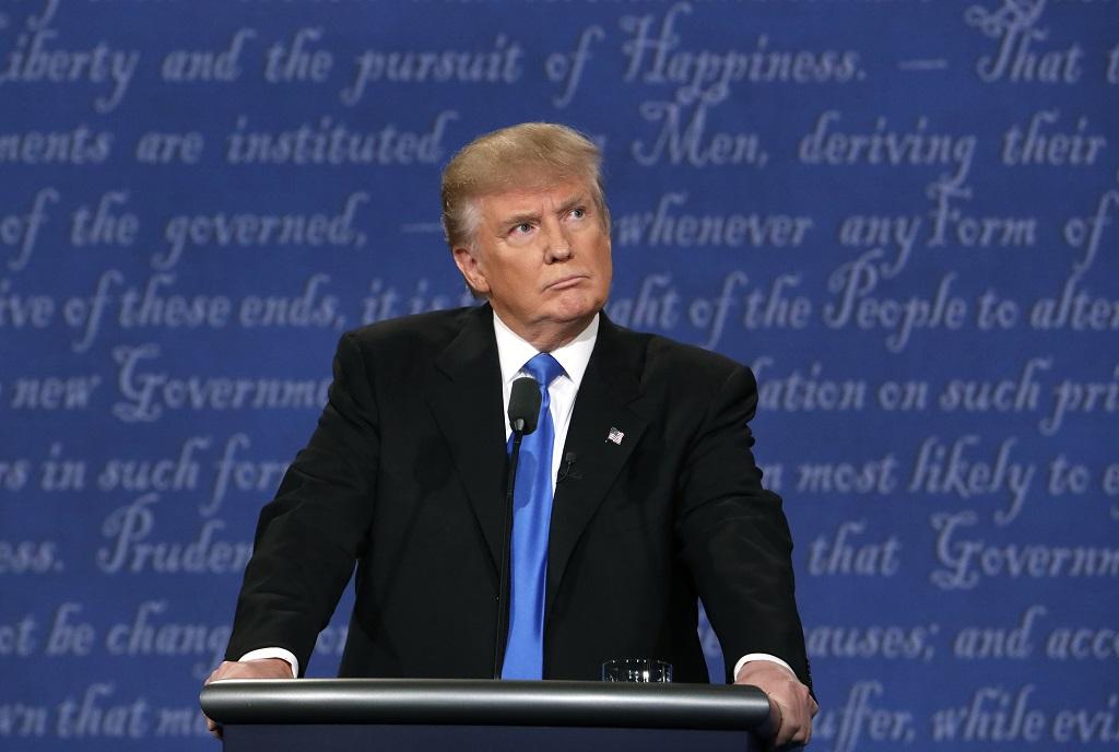 Дональд Трамп отказался от традиционного ужина с журналистами