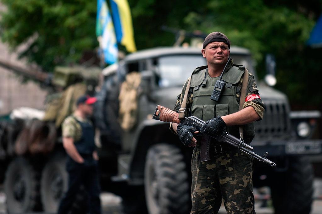 Ополченцы заявили о захвате терминала донецкого аэропорта