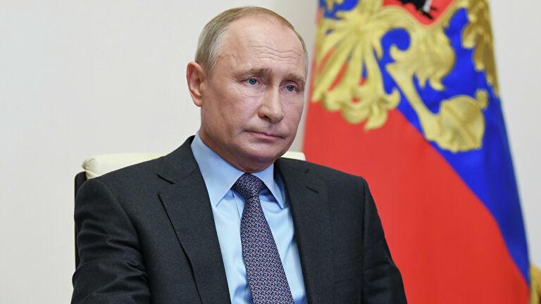 Путин рассказал о своей работе в органах госбезопасности