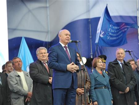 «Парад русского студенчества» прошел вНижнем Новгороде