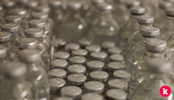 В больницы попали антибиотики с частицами стекла в ампулах