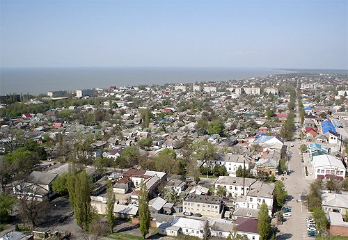Краснодарский край г приморско