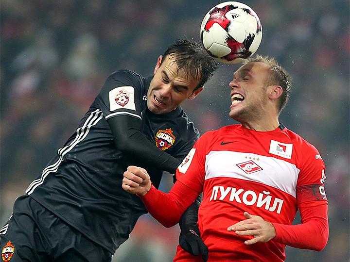 Каррера: «Спартак» должен сыграть в собственный футбол вматче сЦСКА