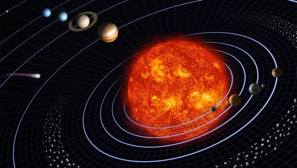 Солнечной системы может