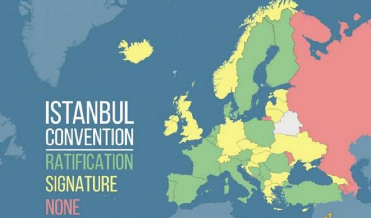 ПСРМ выступила против Стамбульской конвенции - Новости Mail.ru