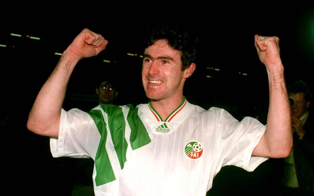 Звезда сборной Ирландии по футболу умер от рака