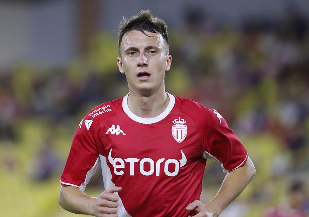 Головин — в стартовом составе «Монако» на матч с «Бордо»
