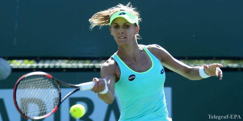 Теннисистка Л.Цуренко снялась сОлимпийского турнира