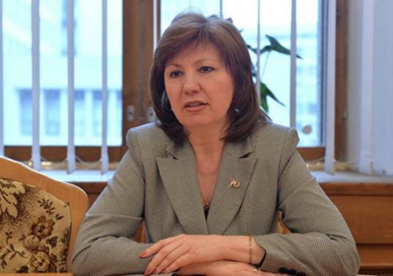 Кочанова потребовала довести среднюю заработную плату вМинске до $700