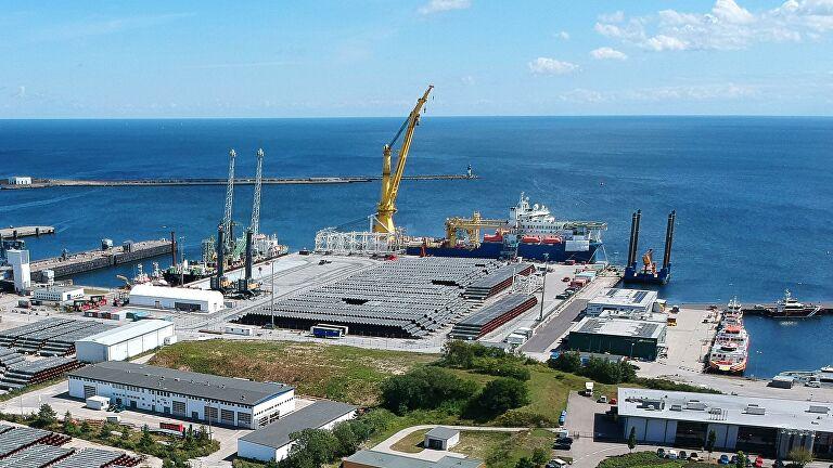 Дания разрешила «Газпрому» возобновить прокладку «Северного потока-2»