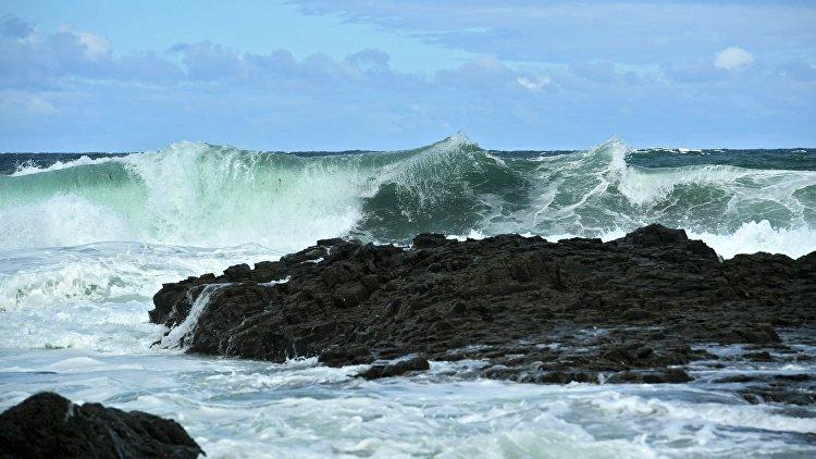 Вначале рабочей недели наКурилах предполагается ураганный ветер
