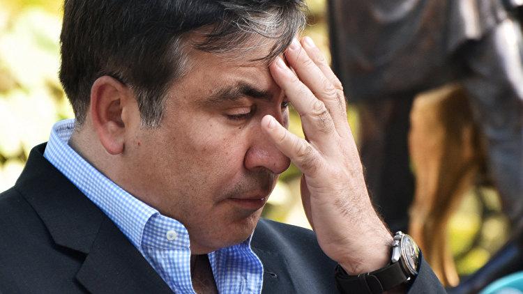 Источник вАП: Украина может выдать Саакашвили властям Грузии