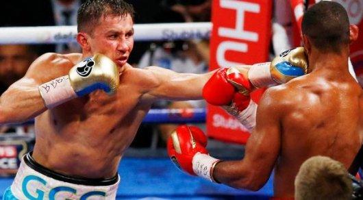 Геннадий Головкин подтвердил титул чемпиона мира, одержав победу над англичанином Келлом Бруком