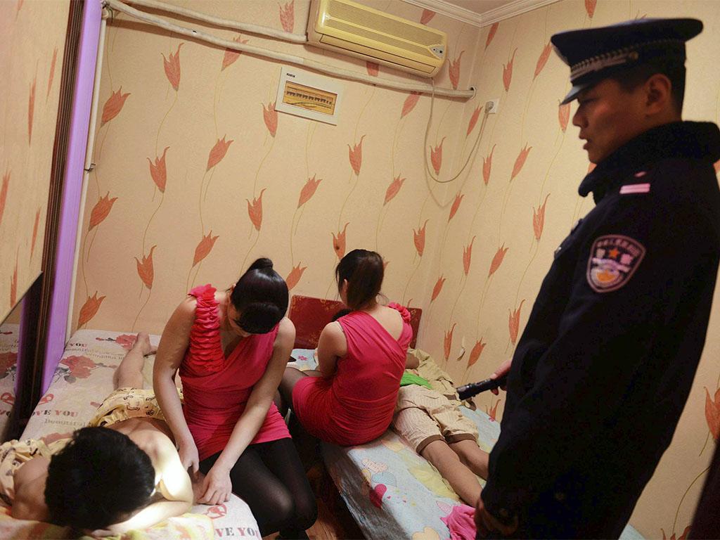 Китай проститутки проститутки паттай