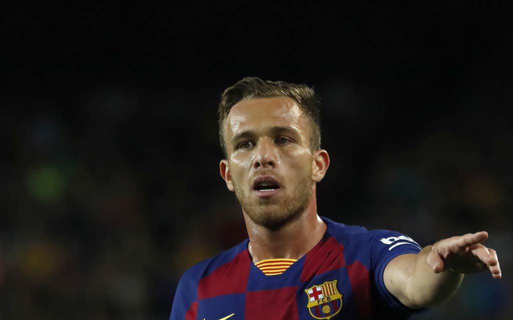 Артур перешел из «Барселоны» в «Ювентус» за 72 миллиона евро