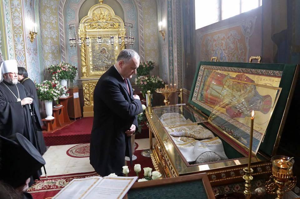 Патриарх Кирилл посетит Молдову во второй половине 2017 года