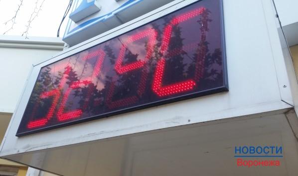 Завтра наюге Украины прогнозируют 35-38 градусов тепла
