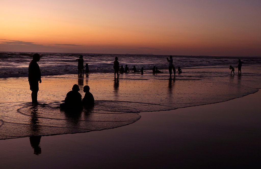 На пляжах Сочи появился бесплатный Wi-Fi