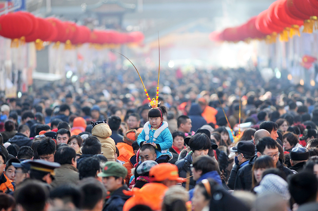 Китайцы могут стать вторым по численности народом в России к 2050 году
