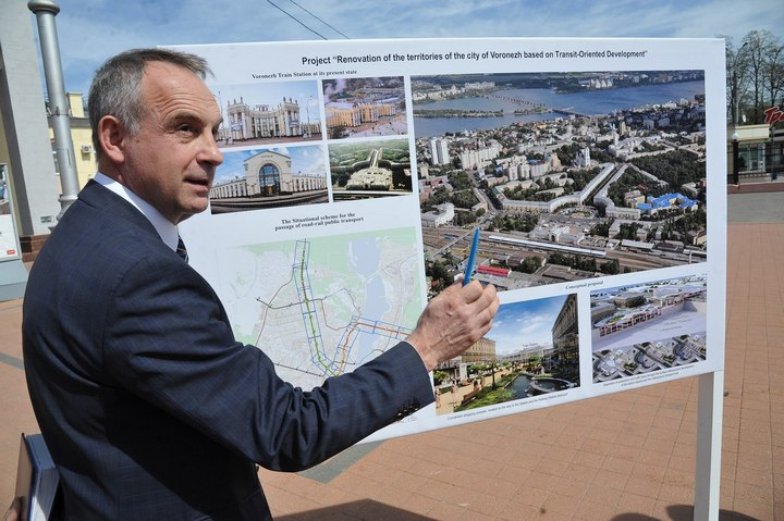 Проект воронежского метро поднялся встоимости на 8,7 млрд руб.
