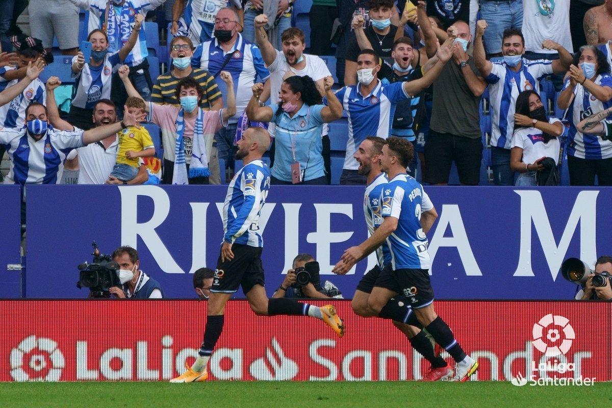 «Реал» потерпел поражение в матче с «Эспаньолом»