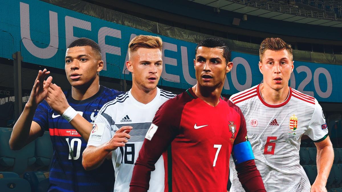 Евро-2020, группа F: квартет «смерти» с тремя чемпионами Европы