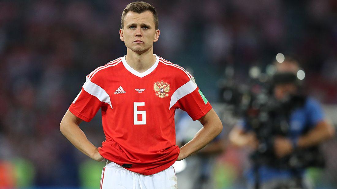 Черышев: Сыграть на чемпионате Европы — мечта каждого ребенка и одна из величайших целей для футболиста