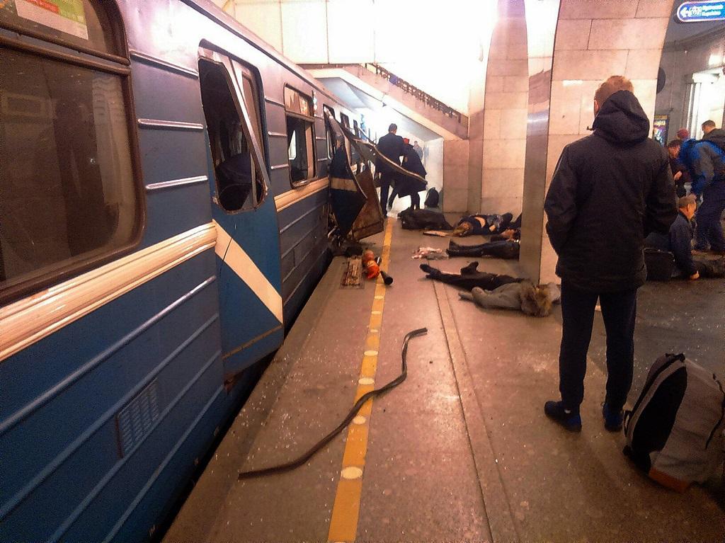 Теракт в Петербурге: что произошло и кто виноват вся история?