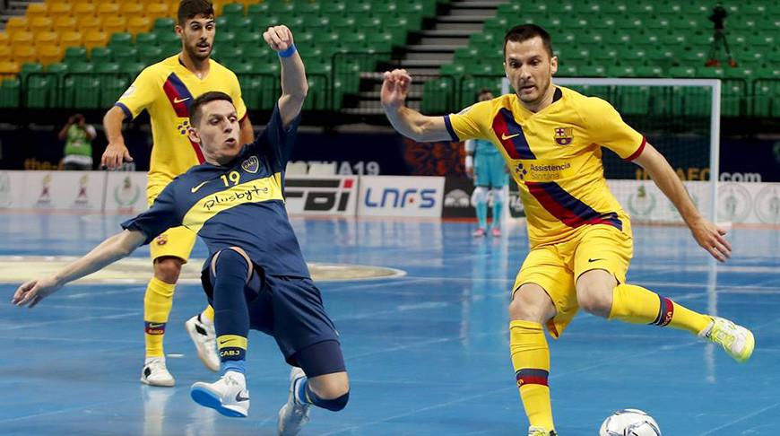 Финал восьми Лиги чемпионов по футзалу перенесли из Беларуси в Хорватию