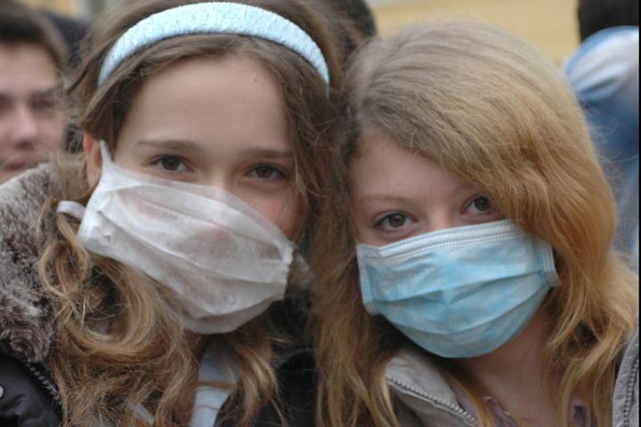 ВКалининградской области занеделю ОРВИ заболели полторы тысячи человек