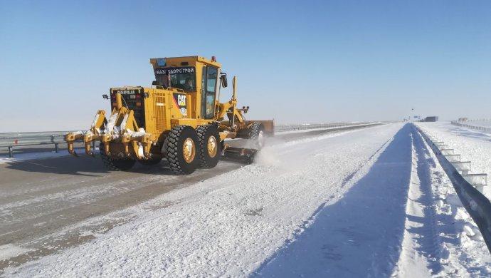 Казгидромет объявил штормовое предупреждение из-за мороза в 6-ти областях РК