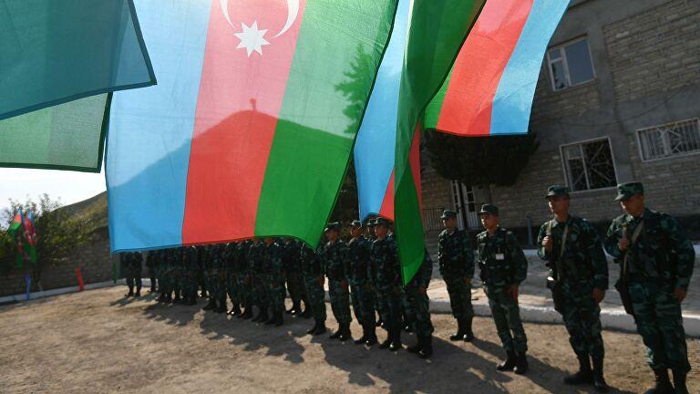 Алиев объявил о поэтапной демобилизации призванных в Карабах военных